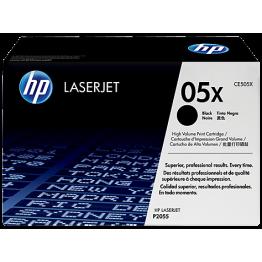 HP 05X YÜKSEK KAPASİTE TONER CE505X