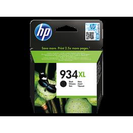 HP 934XL YÜKSEK KAPASİTE SİYAH MÜREKKEP KARTUŞ C2P23AE