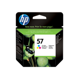 HP 57 ÜÇ RENKLİ MÜREKKEP KARTUŞ C6657AE (1)