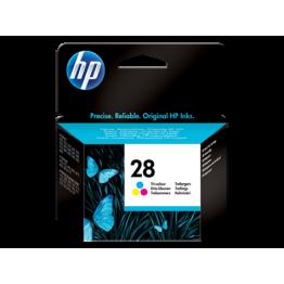 HP 28 ÜÇ RENKLİ MÜREKKEP KARTUŞ C8728AE