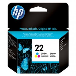 HP 22 ÜÇ RENK MÜREKKEP KARTUŞ (C9352AE)
