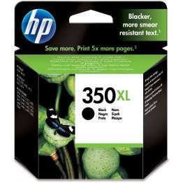 HP 350XL YÜKSEK KAPASİTELİ SİYAH MÜREKKEP KARTUŞ CB336EE