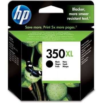 HP 350XL YÜKSEK KAPASİTELİ SİYAH MÜREKKEP KARTUŞ CB336EE (1)