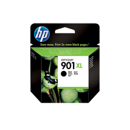 HP 901XL YÜKSEK KAPASİTELİ SİYAH KARTUŞ CC654AE