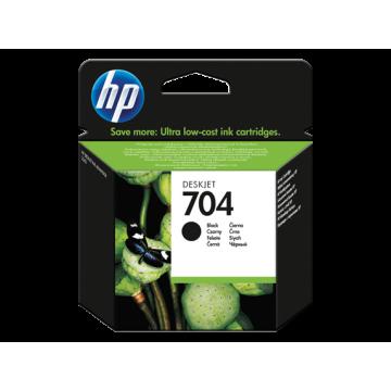 HP 704 SİYAH AVANTAJLI MÜREKKEP KARTUŞ CN692AE