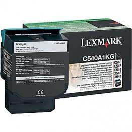 LEXMARK C54X STANDART VERİM SİYAH TONER C540A1KG