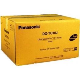 PANASONIC 10J FOTOKOPİ TONERİ DQTU-10J (1 KOLİ=6ad.)